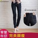 牛仔褲--極致纖細打造完美顯瘦視覺雙口袋...