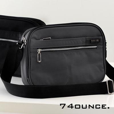 74盎司 側背包 台灣製造經典素面多功能側背包[G-162]  (側背)