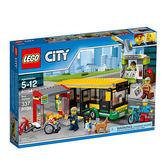 樂高積木 LEGO《 LT60154 》CITY 城市系列 - 巴士站╭★ JOYBUS玩具百貨