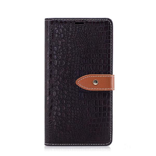 SamSung note8 N950 手機殼 三星note8 保護皮套 SamSung  N9500仿鳄魚皮商務翻蓋防摔手機套