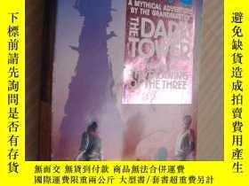 二手書博民逛書店The罕見Dark Tower : The drawing of