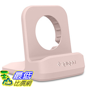 [106美國直購] Spigen S350 B01MRZV57Q 粉紅 [Charging Dock] Apple Watch 2 Nightstand 智慧手錶充電座