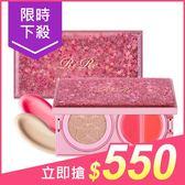 韓國RiRe 星燦亮采氣墊粉餅+腮紅唇膏盤(12g+3g+3g) 兩款可選【小三美日】$590