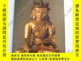二手書博民逛書店【罕見】喜馬拉雅佛教藝術 【DIE GOTTER DES HIM