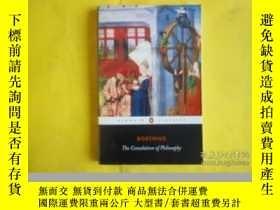 二手書博民逛書店The罕見Consolation Of Philosophy-哲學的慰藉Y436638 Ancius Boet