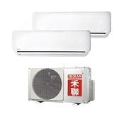 好購物 Good Shopping【禾聯 】冷專定頻 分離式冷氣空調 HI-23B1*2/HO2-2323B(適用坪數約3-4坪*2)