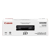 【限時促銷】Canon CRG-337 黑 原廠碳粉匣 適用於MF232W MF249D MF236N MF216N