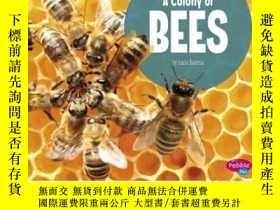 二手書博民逛書店A罕見Colony of BeesY346464 Lucia T