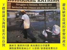 二手書博民逛書店race,place,and罕見environmenta justice after hurricane Katr