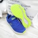 Skechers GO RUN CONSISTENT 中童鞋 405016LBLLM 寶藍【iSport愛運動】