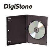 ◆全館免運費◆DigiStone 單片裝DVD光碟片精裝優質軟盒/黑色 100PCS