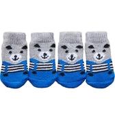 狗狗襪子貓鞋子爪套貓咪防抓防臟腳套泰迪小狗四只裝寵物襪套