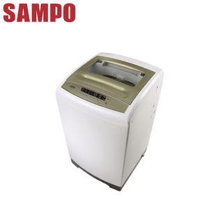 SAMPO聲寶 FUZZY單槽抗菌7.5公斤全自動洗衣機ES-A08F(Q)