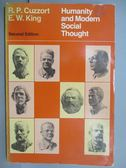【書寶二手書T5/社會_PJJ】Humanity and Modern Social Thought