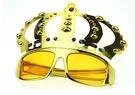 節慶王【W709150】皇冠眼鏡,萬聖節...