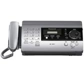 【加贈品】Panasonic 國際牌感熱紙傳真機KX-FT506 (閃銀色) / KX-FT508(鈦金屬黑) 贈車充