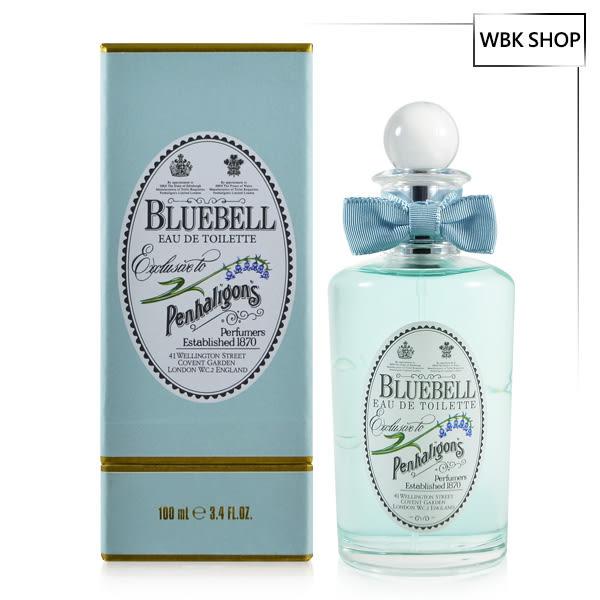 Penhaligon s 潘海利根 風中鈴蘭 女性淡香水 100ml Bluebell EDT+頂級品牌針管小香隨機款x2 - WBK SHOP