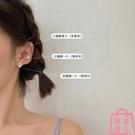 蝴蝶耳釘耳飾潮耳骨夾氣質耳環簡約小巧耳夾女【匯美優品】