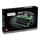 LEGO 樂高 21327 IDEAS系列 打字機 Typewriter