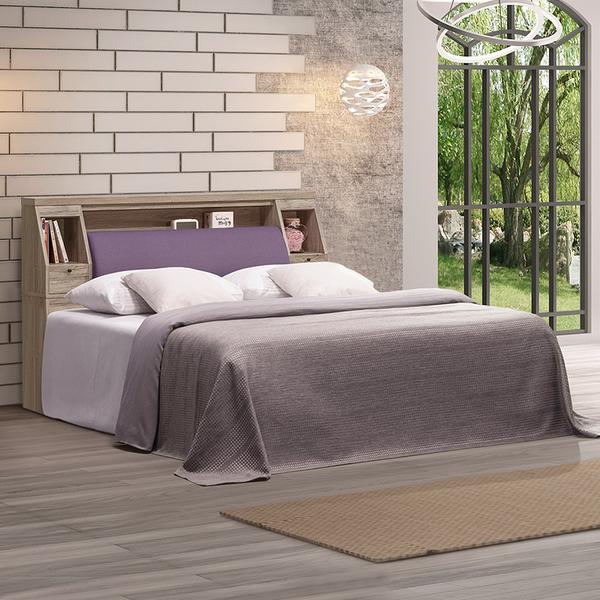 YoStyle 摩頓床台組-雙人5尺 雙人床 床組 房間組 專人配送