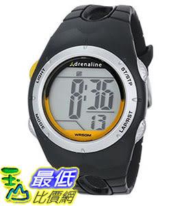 [106美國直購] Freestyle 手錶 Unisex AD50673 B005ZRMQ4G Adrenaline Round Digital Black Big Digit Watch