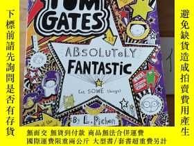二手書博民逛書店TOM罕見GATES:Is Absolutely Fantastic At Some ThingsY24620