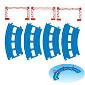 《TOMY》  R-05 複線曲軌 ◎PLARAIL鐵路王國系列 ╭★ JOYBUS玩具百貨