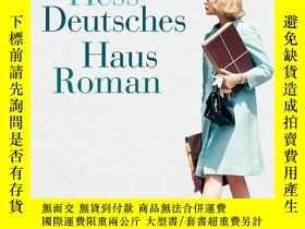 二手書博民逛書店德文文學《Deutsches罕見Haus》(google 譯 :