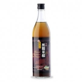陳稼莊 黑糯米醋 Black Glutinous Rice Vinegar