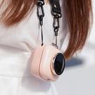 TOTU 相機造型隨身風扇掛脖掛繩手持桌上USB小風扇