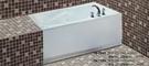 【麗室衛浴】國產 H-359-3 造型壓克力浴缸 尺寸135.5*69.5*48CM