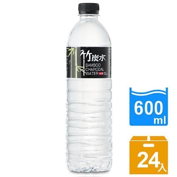 【南紡購物中心】【奇寶】竹炭水600ml(24瓶/箱)