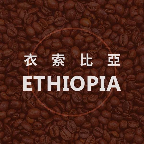 法義達 有機衣索比亞咖啡豆(現烘/半磅)