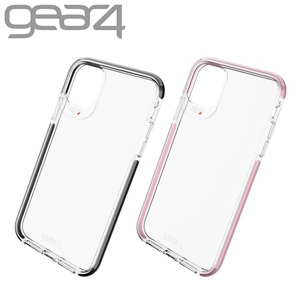 Gear4 Piccadilly iPhone 11 Pro Max(6.5吋)透明防摔保護殼