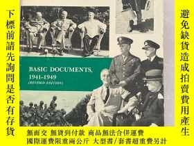 二手書博民逛書店A罕見DECADE OF AMERICAN FOREIGN POLICY1941-1949Y164178 A
