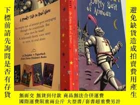 二手書博民逛書店the罕見empty suit of armour空盔甲Y200392