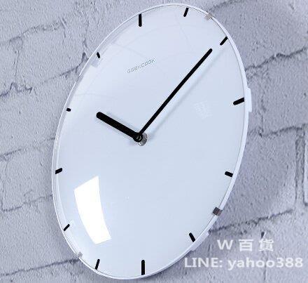 壁掛時鐘 簡約現代風 個性裝飾