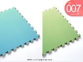 NO.007【本富地墊專家】60AI系列XPE無毒無味啟發墊 (青綠色) --遊戲墊.巧拼地墊.運動墊.床墊睡墊
