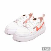 NIKE 女 休閒鞋 W NIKE COURT VISION ALTA TXT 厚底 小鋸齒 黑底-CW6536101