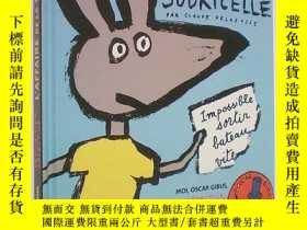 二手書博民逛書店L Affaire罕見de la Souricelle (Français)精裝16開法語原版書Y18233