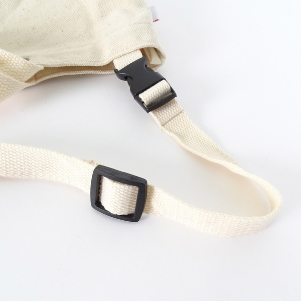 Fila Bag [BMU-9009-WT] 帆布包 側背包 肩背 斜背 手提 輕量 可調式背帶 米