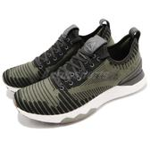 Reebok 慢跑鞋 Floatride 6000 綠 黑 Ultraknit 編織鞋面 輕量透氣 運動鞋 男鞋【PUMP306】 CN2231