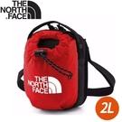 【The North Face 2L 背提包《紅黑》】52RY/斜背包/小背包/側背包/休閒背包