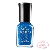 Miss BOBO水性可剝持色指彩 冰雪藍