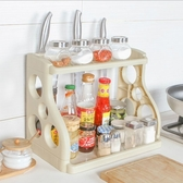 置物架-魔術收納廚房調味料架/刀架 瀝水收納架 浴室收納架 【AN SHOP】