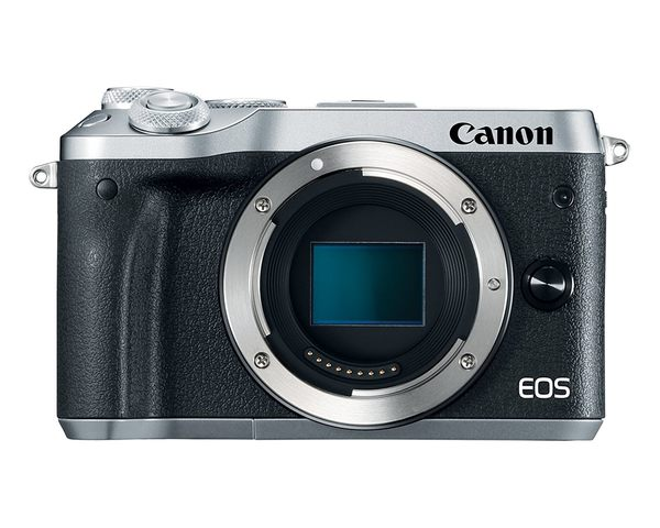 【聖影數位】Canon EOS M6 [單機身] 公司貨 微單眼相機 無反