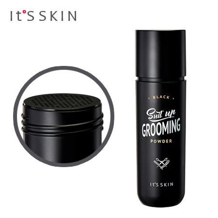 韓國 It's Skin 頭髮造型髮際線陰影粉 20g 髮粉 修飾髮際線 補色 Suit up grooming puff