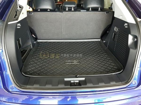 LUXGEN納智捷【U6行李廂防水托盤-上層】U6GT專用後尾箱墊 高密合後廂墊 後車箱3D止滑墊