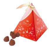 【Diva Life】聖誕版愛戀塔 法國進口松露巧克力禮盒 (10入裝)