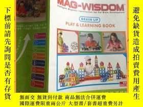 二手書博民逛書店英文書罕見mag-wisdom play & learning book 智慧遊戲學習書Y16354 請見圖片